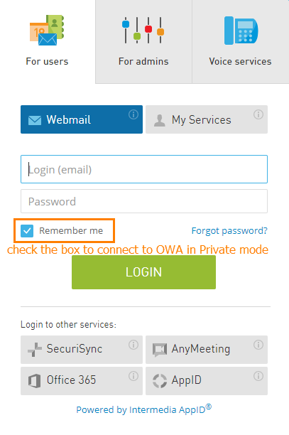 Why Does My Outlook Web Access Or My Services Session Time