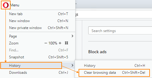 How Do I Fix My Caching Problems Or Clear Web Browser's