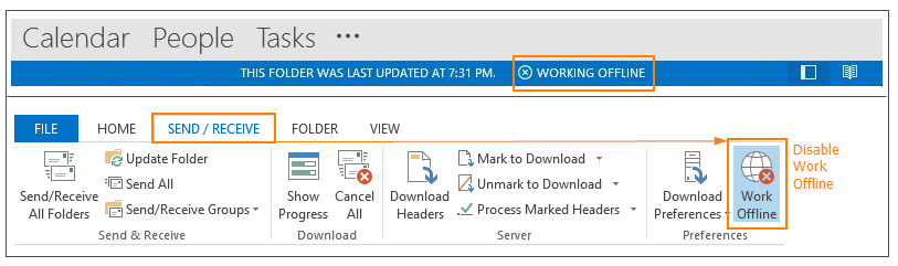 How Do I Troubleshoot Connection Issues In Outlook 2007/2010/2013