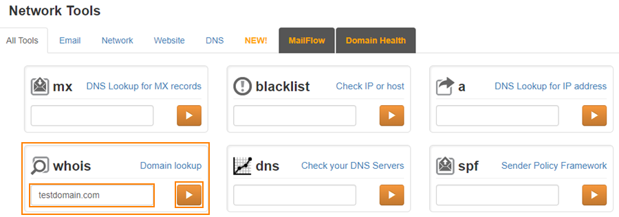 How Do I Find The DNS Provider Of My Domain? - Intermedia
