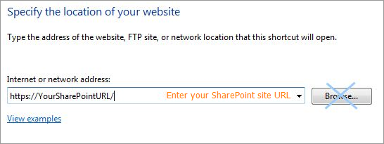 How Do I Create A WebDav Connection To My Hosted SharePoint
