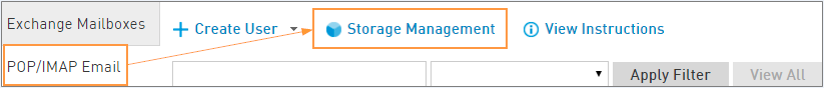 Storage Management General