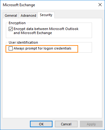 Troubleshooting Issues With Saving Outlook Password