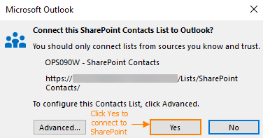 Outlook Prompt
