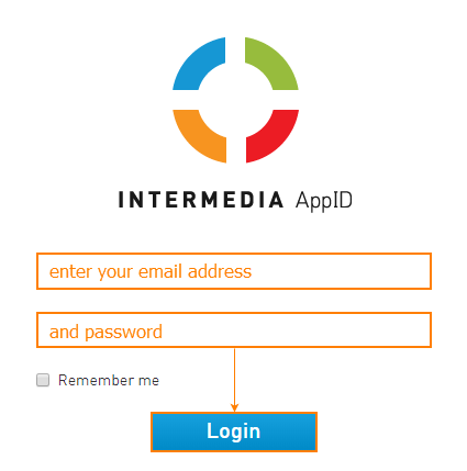 Login to AppID
