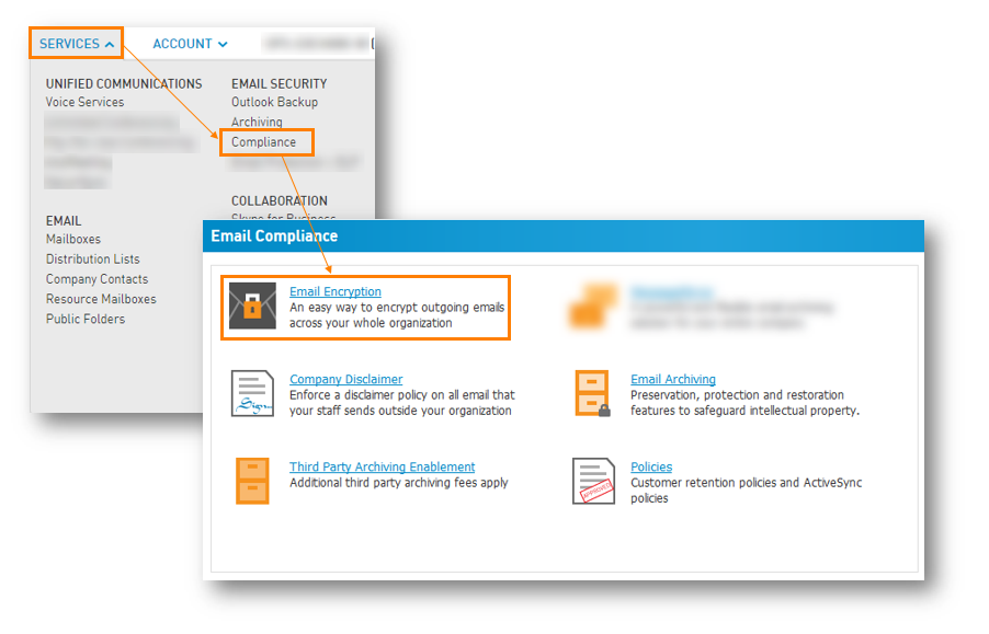 Getting Started With Policy-Based Email Encryption