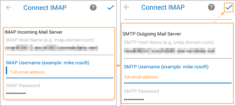 Outlook For Android Setup Instructions - Intermedia Knowledge Base