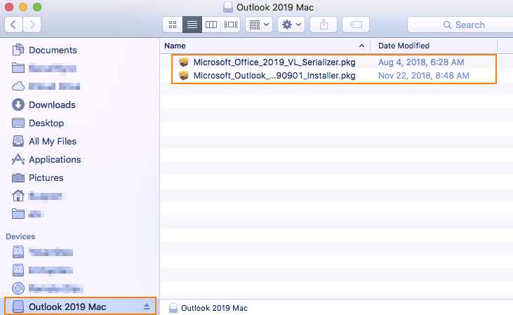 How To Install Outlook 2019 On Mac - Intermedia Knowledge Base
