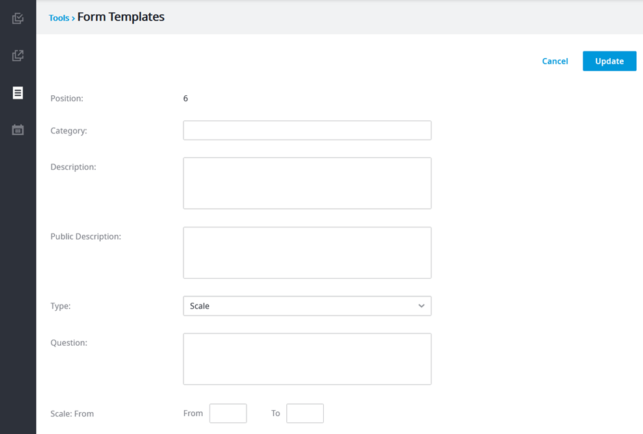 Form Template 1