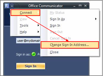 Getting Started With Office Communicator For Windows