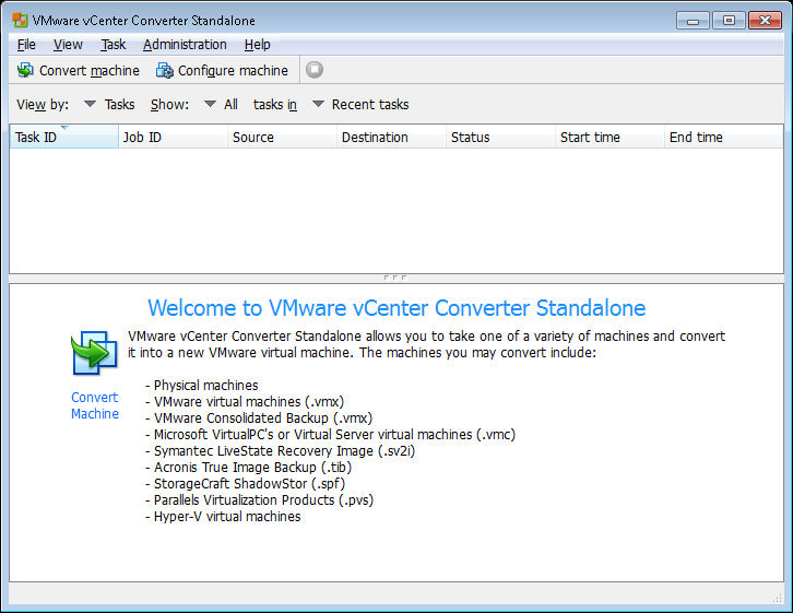 How Do I Convert My Physical Server To Virtual Using VMware