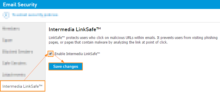 Enable LinkSafe™
