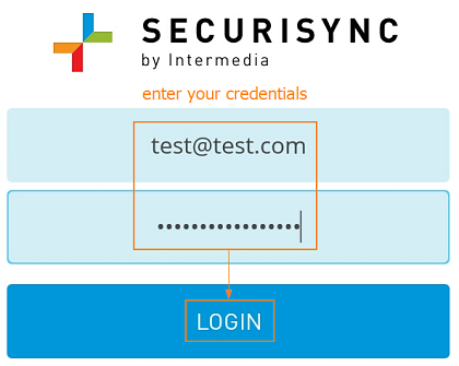 SecuriSync login