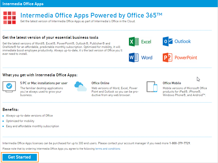 Install Office Apps On An Account